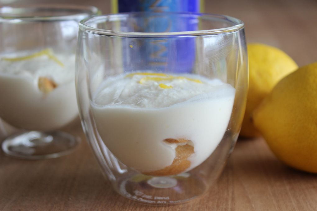TIRAMISU LIGHT AU LIMONCELLO