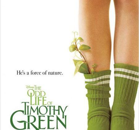 Critique Ciné : The Odd Life of Timothy Green, Disney du pauvre...