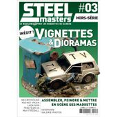 Steelmasters hors-série n°3, Histoire & Collections