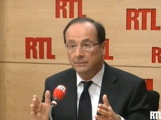 HOLLANDE SUR RTL 27 AVRIL 2012 VIDEO