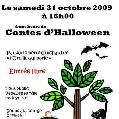 Contes d'Halloween 2009