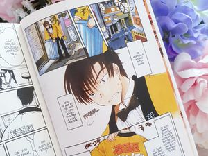 Chobits T01 > Clamp
