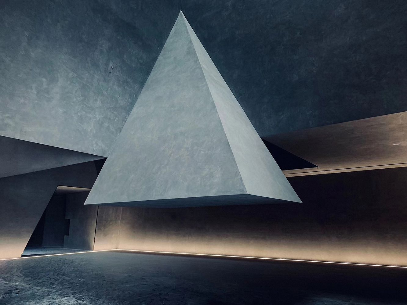 YINGLIANG STONE NATURAL HISTORY MUSEUM by Atelier Alter Architects