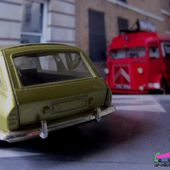 RENAULT 12 BREAK 1972 SOLIDO 1/43 - car-collector.net