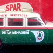 FASCICULE N°9 PEUGEOT 403 BREAK SPAR IXO 1/43 - car-collector.net