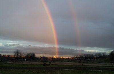 Im Land der Sonne oder wie der Regenbogen auf die Erde kam