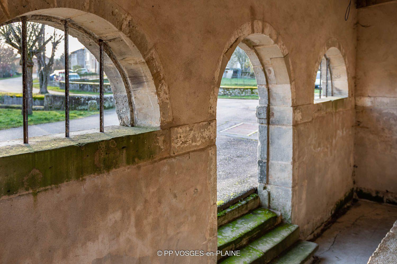 HENNECOURT, un charmant village de la Plaine des Vosges