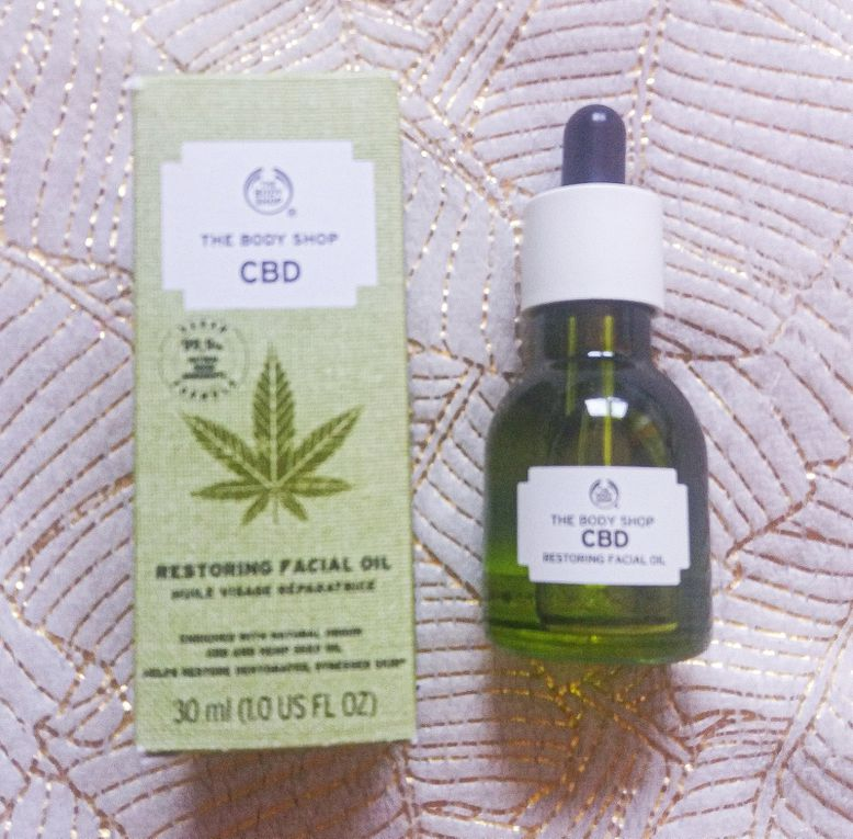 The Body Shop, Soins Visages au Chanvre (CBD)