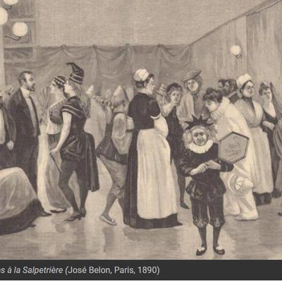 """""""Le bal des folles"""" : l'enfer des femmes jadis enfermées à la Salpêtrière..."""