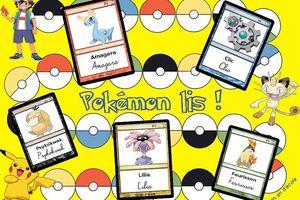 Lire avec les Pokemons CP