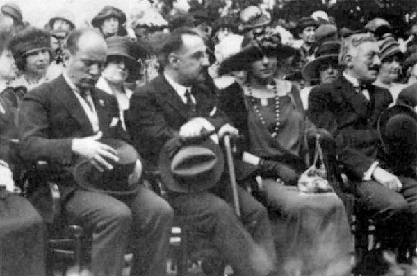 HISTOIRE DU FASCISME : MARGHERITA SARFATTI VUE PAR FR3