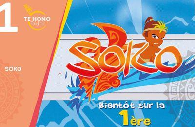 Polynésie la 1ère : « SOKO », la nouveauté jeunesse « 100% made in Fenua » !