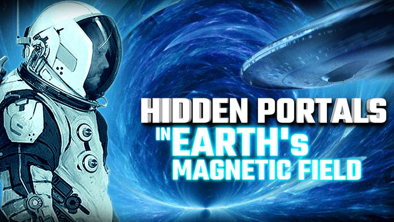 🔴 LIVE : NASA Finds hidden Portals In Earth's Magnetic Field !