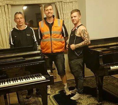 Specialist Piano Removals In Adelaide