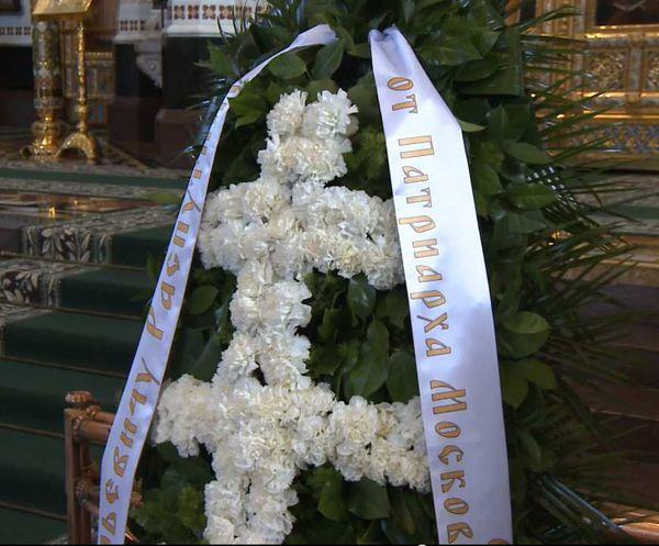 Le patriarche de Moscou Cyrille a célébré les funérailles de l'écrivain Valentin Raspoutine