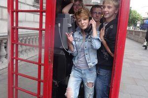 Trois jours en Angleterre pour un groupe d'élèves de CAP2