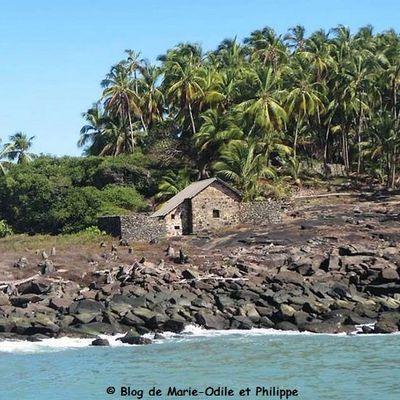 La détention du déporté Alfred Dreyfus à l'île du Diable en Guyane
