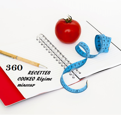 360 recettes minceur au cookeo PDF gratuit