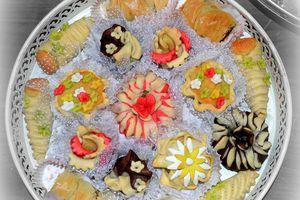 Atelier de confection de pâtisseries orientales