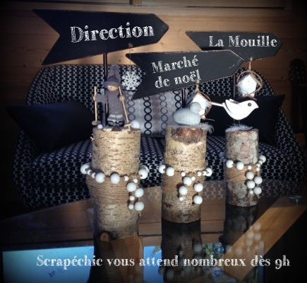 Direction La Mouille !