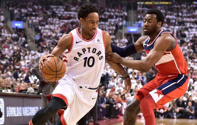 NBA Playoffs, game 5 : Toronto vient à bout des Wizards et mène 3-2 dans la série