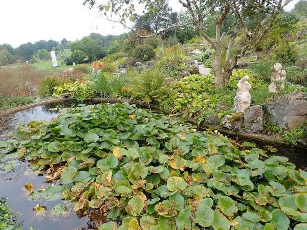 Jardin botanique à Villers-les-Nancy