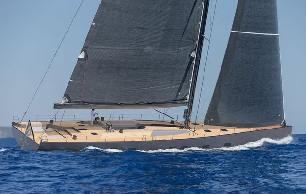 A new Wally 101-foot sailing cruiser-racer sold