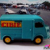 CAMIONNETTE CITROEN 1200 KG TYPE H CIBIE DINKY TOYS 1/43 - car-collector.net