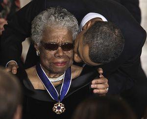 Radio-Canada / L'écrivaine américaine Maya Angelou est décédée
