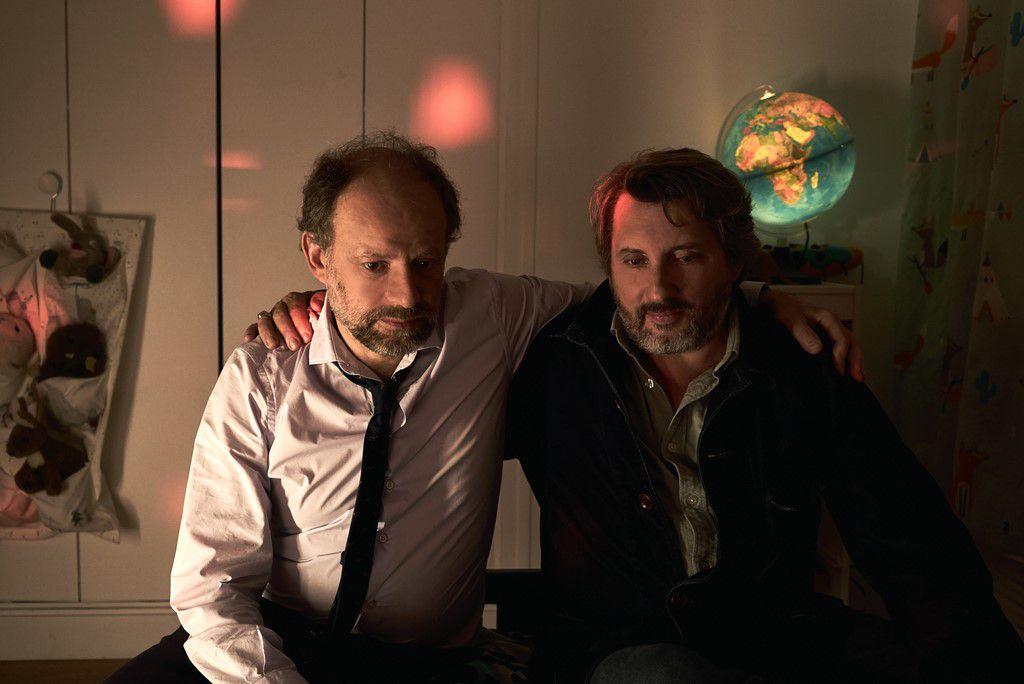 Les 2 Alfreds avec Denis Podalydès, Sandrine Kiberlain et Bruno Podalydès, au Cinéma le 16 Juin