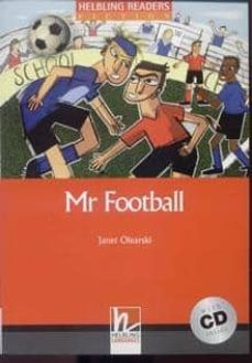 Descargando google ebooks gratis MR FOOTBALL