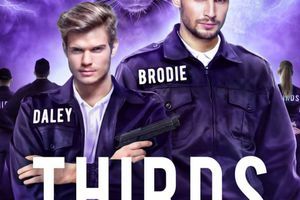 THIRDS tome 7 : Illusions & Faux-semblants de Charlie COCHET
