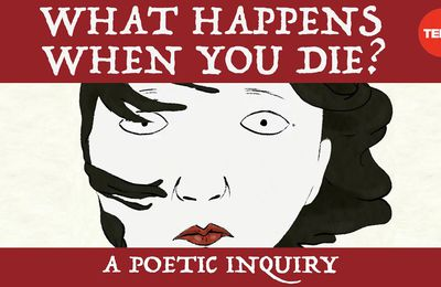 What happens when you die? A poetic inquiry