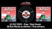 Retrospective ROCK CLASSIC Février 2020 - YouTube