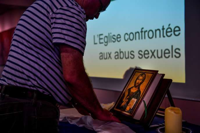 abus Eglise tristesse victimes pardon