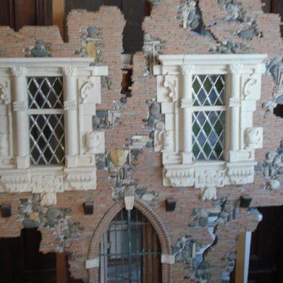 Inspiration de double fenêtres à l'Hôtel du Vieux Raisin à Toulouse