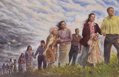 Les abus sexuels sur mineurs au sein des témoins de Jéhovah.