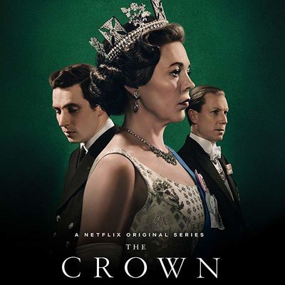 My english is dead : vive The Crown !