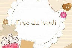 Free du lundi.... Wedding Cake !