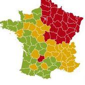Le Cher en rouge : l'agence régionale de santé confirme l'utilisation de données partiellement erronées - Vierzonitude