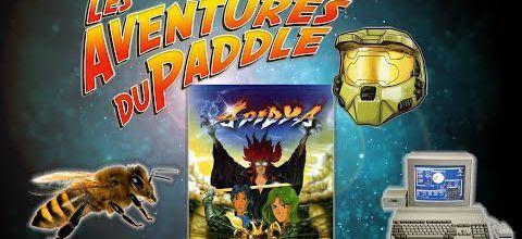 Les Aventures du Paddle - 01 - Bizzz Bee dans la ruche (Apidya)