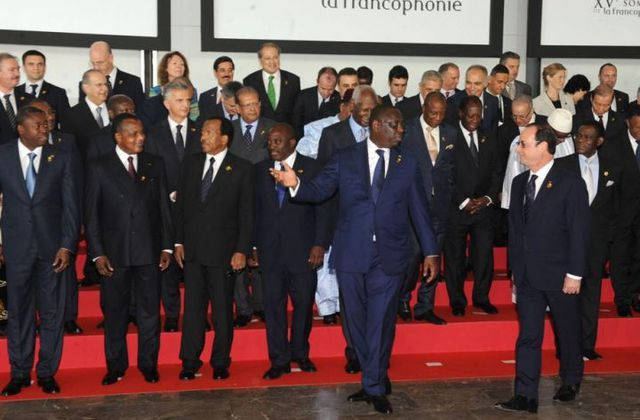 Quand Hollande insulte l'Afrique!