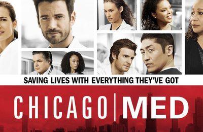 Chicago Med (Saison 2, épisodes 8 à 23) : rien à signaler aux urgences de Chicago