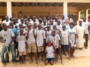 ACTIVITES AU CAMP '12