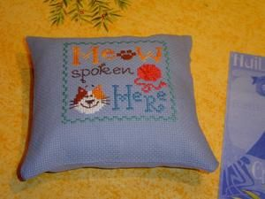 Quleques broderies ...