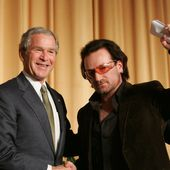 Bono - National Prayer Breakfast -Washington DC -02/02/2006 - U2 BLOG