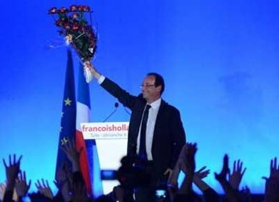 L'élection de François Hollande
