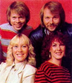 <strong>ABBA en France durant les années 1980 et 1981.</strong>