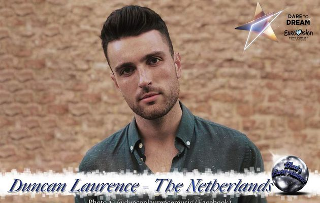 The Netherlands 2019  - Duncan Laurence