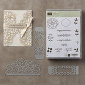 So Detailed Thinlits Dies by Stampin' Up!